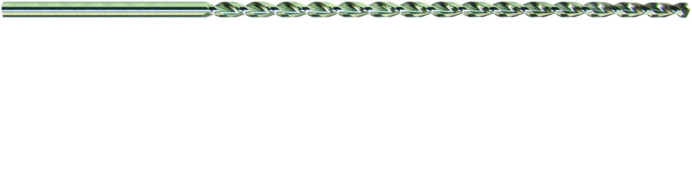 HSS-G Spiralbohrer DIN 1869 extra lang HSS-G Spiralbohrer DIN 1869 extra lang /Ø 3,2 mm Gesamtl/änge 155 mm