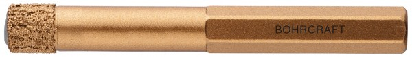 Diamant Fliesenbohrer 14mm mit 6Kantschaft SW 9,5