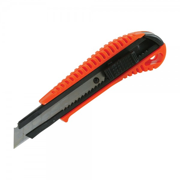 Cuttermesser 18mm mit Abbrechklinge