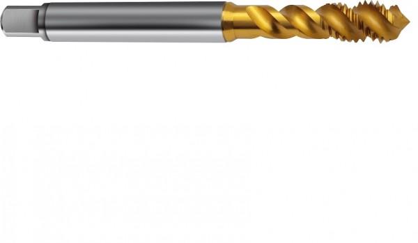 HSS-Co TIN M5 PM MGB DIN 371 Form C, 50° mit verstärktem Schaft