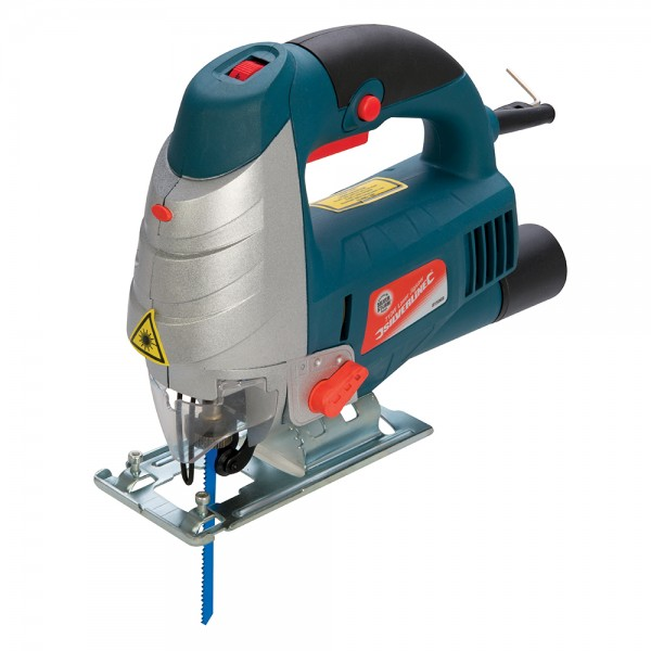 Silverline Laser-Stichsäge, 710 W